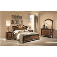 King And Queen Beds By Arredo Classic