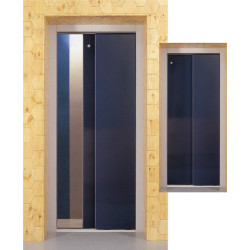 Johnson Lifts & Escalators Enduronic Telescopic Side Opening Door Johnson Lifts & Escalators Enduronic Telescopic Side Opening Door