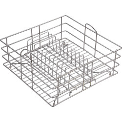 Anupam Wire Basket - AWB1004S | Kitchen Dish Draining Steel Basket Anupam Wire Basket - AWB1004S | Kitchen Dish Draining Steel Basket AWB1004S