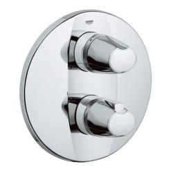 Grohe Grohtherm 3000 Thermostat With Integrated 2-way Diverter For Bath Or Shower With More Than One Outlet-19358000 085b9197-dfe1-cf06-6c9e-52589d74ab47