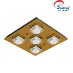 Swelcom Recessed Mounted Square Fitting 0008/LED/35W/S id-0008-s_2