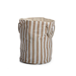Andso STRYPE  MUSHROOM LAUNDRY BASKET Andso STRYPE  MUSHROOM LAUNDRY BASKET