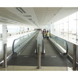 Johnson Lifts & Escalators Large Traffic Volume Travelators Johnson Lifts & Escalators Large Traffic Volume Travelators