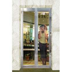 Johnson Lifts & Escalators Sukranti Glass Door Johnson Lifts & Escalators Sukranti Glass Door