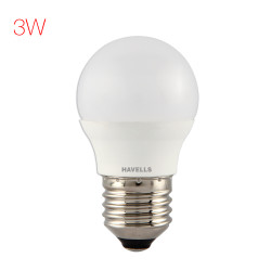 Havells New Adore LED 3 W Ball Havells New Adore LED 3 W Ball LHLDERHEMD8X003