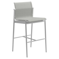 Gloster 180 Bar Chair (white / Seagull) large