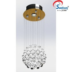 Swelcom Ceiling Lights Chandeliers 0251E/LED/3W/M id-0251e