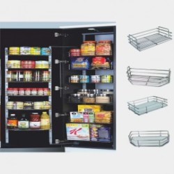 Ebco Kitchen Pantry Unit - Lite Ebco Kitchen Pantry Unit - Lite KPUL-1-45M
