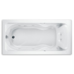 American Standard 72 Inch by 42 Inch EverClean Whirlpool