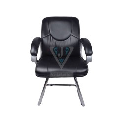 VJ Interior The Luctator Black Visitor Chair With Fix Frame 1-11-1200x1200.jpg