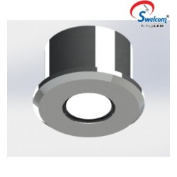 Swelcom Recessed Mounted Recessed Spot 1391A/LED/1W/L id-1391