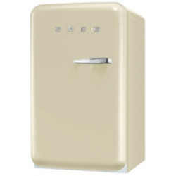 Smeg Single Door Refrigerator, Cream,50's Retro Style, Energy Rating: A+