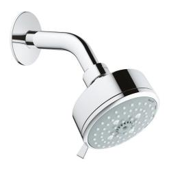 Grohe New Tempesta Cosmopolitan 100 Head Shower 4 Sprays-27869000 45582062-939f-98e7-4db1-d4d605fff738