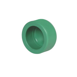 Supreme Indo Green Pp-r Hot And Cold Water System End Cap End-Cap-1.png