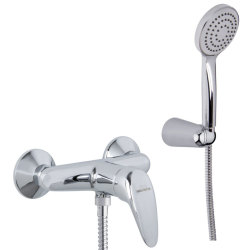 Fima F3295 Exposed Shower Mixer with Shower Set Fima F3295 Exposed Shower Mixer with Shower Set F3295