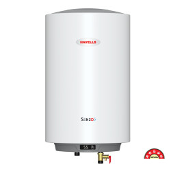 Havells Senzo 15 L White cover.png