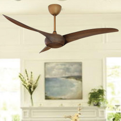 Fanzart Feather – Contemporary Wooden Ceiling Fan feather