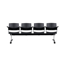 Advanta Tempo 4 Seat Beam – Pp Seat & Back Advanta-TEMPO-4-Seat-Beam_PP_With-arms-1.jpg