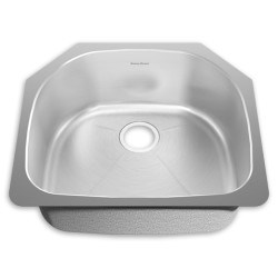 American Standard Stainless Steel Undermount 23-3/8 Inch by 20-7/8 Inch 1-Bowl Kitchen Sink