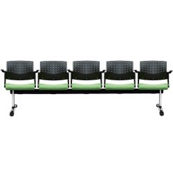 Advanta Tempo 5 Seat Beam – Upholstered Seat & Pp Back Advanta-TEMPO-Beam-5-with-arms.jpg