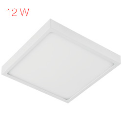 Havells Comet Surface Panel 12 W 6 KSquare Havells Comet Surface Panel 12 W 6 KSquare LHEAAWP7IL1W012