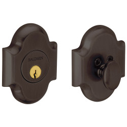 Baldwin Arched Deadbolt-8252.112 8252-112-c1?$ProductDetailsEnlarge$