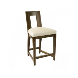 Donghia Margarita Counter Chair Donghia Margarita Counter Chair 50122-001