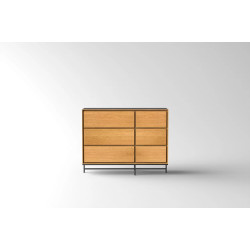 Nokta SUDUT Chest of Drawers Nokta SUDUT Chest of Drawers 03.005.02.01.00