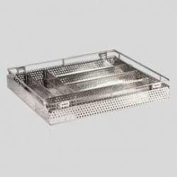 Ebco Right Angle Basket - Cutlery Ebco Right Angle Basket - Cutlery RA-15-16-4 CT