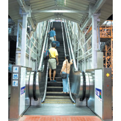 Johnson Lifts & Escalators Heavy Duty Escalators Johnson Lifts & Escalators Heavy Duty Escalators
