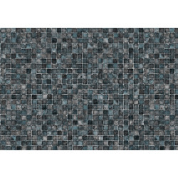GLI Pool Products Mosaic Dark Gray Full Floor Inground Vinyl Liner MosaicDarkGray_main.jpg