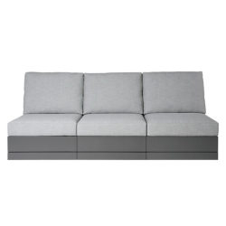 Sutherland Beachside Armless Three-seat Sofa beachside_armless3seat_front.jpg