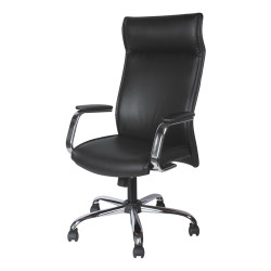 Vibrant Office Furniture Senator High Back 9da1296e-3f3a-bcce-517d-cddac142ed04