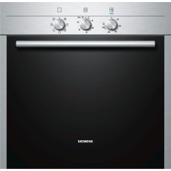 Siemens iQ300 60 cm Stainless Steel Electric Built-In Oven