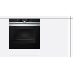 Siemens The Oven With Full Steam Function And Sensors For Optimum Results.