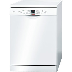 Bosch  Freestanding Dishwasher Built In, 60 Cm, White