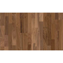 Pergo India Pvt. Ltd. Vivid Walnut, 3-Strip