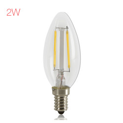 Havells BrightFill LED Filament Candle - 2 W Havells BrightFill LED Filament Candle - 2 W LHLDACOCYC8U002