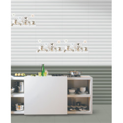 Agata Liner Kitchen Wall Tiles