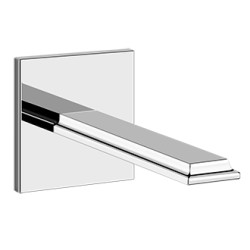 Gessi Wall-mounted Spout spout eleganza 1