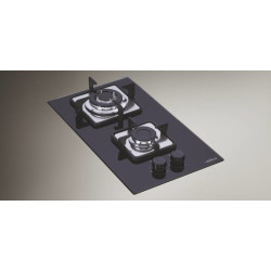Elica Glass Built In Hob With European Burners Glass - Built In Hobs With Toughened Glass And European Burners