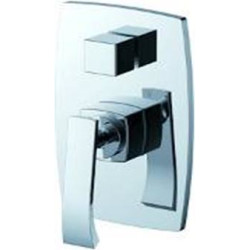 Sirius RF3700.56 Single Lever Bath Shower Mixer (Concealed)