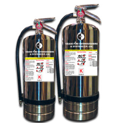 Cease Fire Extinguishers Kitchan (class - K) Fire Extinguisher kitchen.png