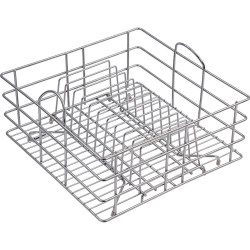 Anupam Wire Basket - AWB1005S | Kitchen Dish Draining Steel Basket Anupam Wire Basket - AWB1005S | Kitchen Dish Draining Steel Basket AWB1005S