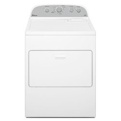 Whirlpool 7.0 cu. ft. HE Dryer with Steam Refresh Cycle WGD49STBW