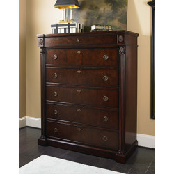 Century Furniture Tall Drawer Chest 30H-203