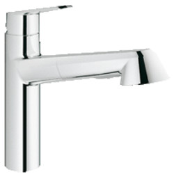 Grohe Eurodisc Cosmopolitan Single- Lever Sink Mixer 1/2 Eurodisc Cosmopolitan Single- Lever Sink Mixer 1/2""