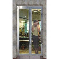 Johnson Lifts & Escalators Nextra Glass Door Johnson Lifts & Escalators Nextra Glass Door