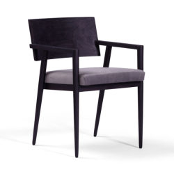 Andso BLACK MAMBA CHAIR Andso BLACK MAMBA CHAIR