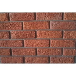 Pioneer Bricks Wall Brick Textured - Terracotta, Brown/black & Antique        Texture-1.jpg